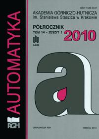 Automatyka tom 15/1 (2011)