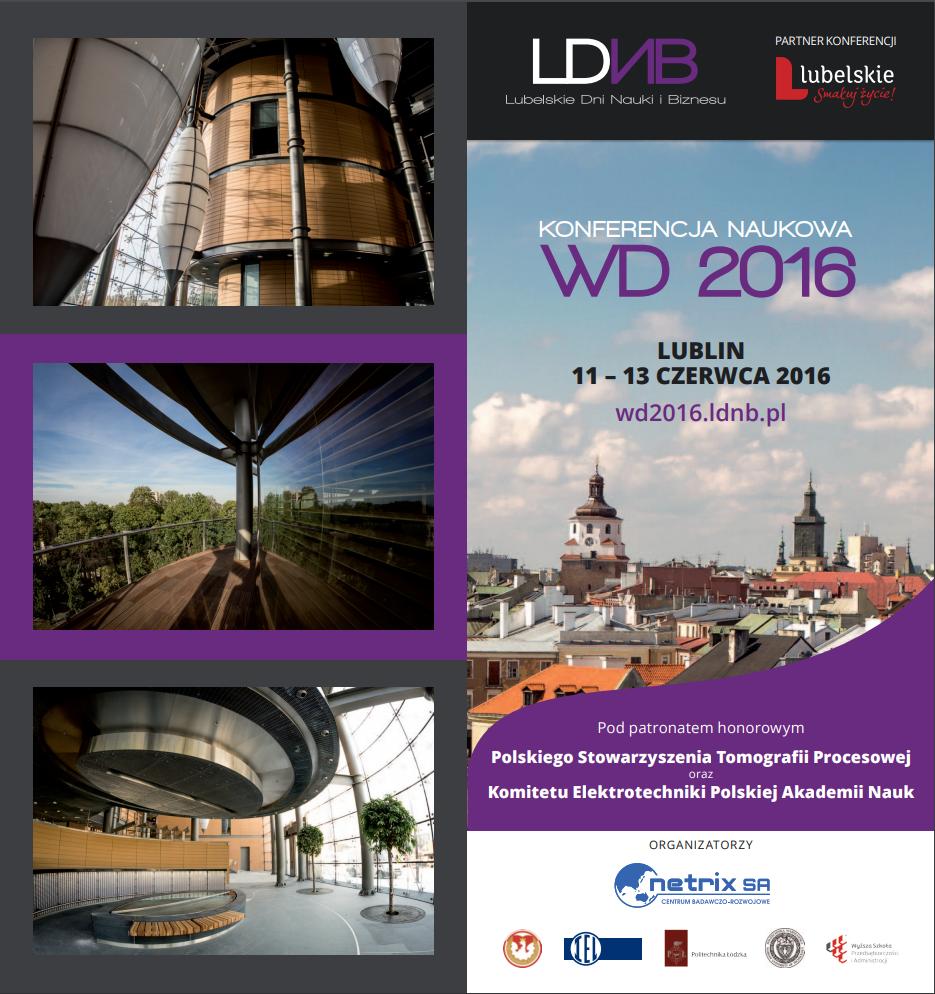 Warsztaty Doktoranckie, Lublin 2016