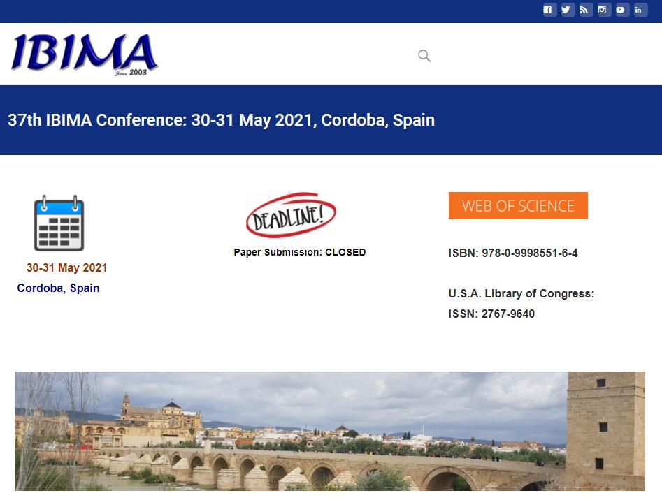 IBIMA conference